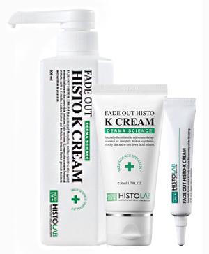 Крем после процедур с витамином К Fade Out Histo K Cream 12/50/500 мл