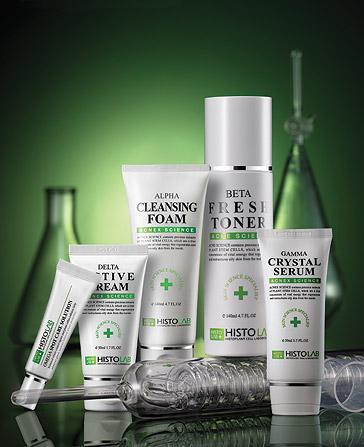 Линия средств для проблемной кожи Histolab Acnex Science