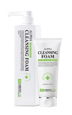 Пенка очищающая Alpha Cleansing Foam 140/1200 мл