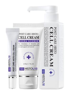 Крем после инвазивных процедур Post Care Histo Cell Cream 12/50/500 мл