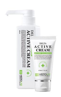 Крем антибактериальный для проблемной кожи Delta Active Cream 50/500 мл