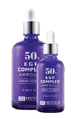 Концентрат с эпидермальным фактором роста №50 EGF Complex Ampoule 50