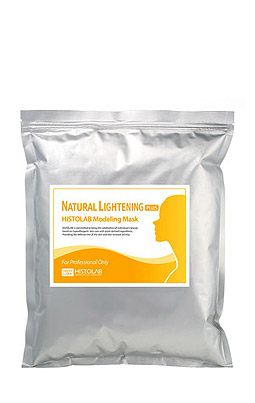 Маска альгинатная (моделирующая) осветляющая Histolab Natural Lightening Modeling Mask 1000 г