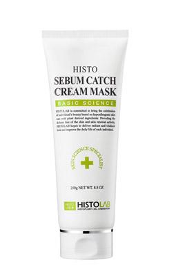 Крем-маска успокаивающая для проблемной кожи Histo Sebum Catch Cream Mask 250 мл