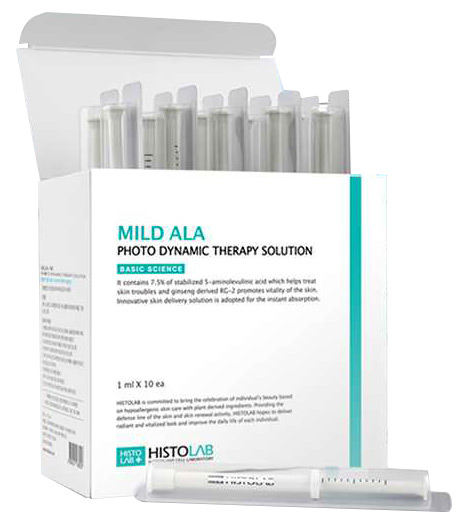 Гель для лица Mild ALA Photo Dynamic Therapy Solution
