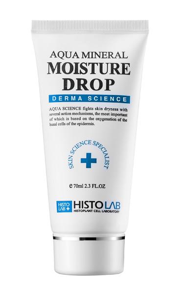 Гель увлажняющий для лица с гиалуроновой кислотой Histolab Aqua Mineral Moisture Drop