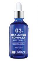 Концентрат увлажняющий с гиалуроновой кислотой №62 Histolab Hyaluron Complex Ampoule 62 50 мл