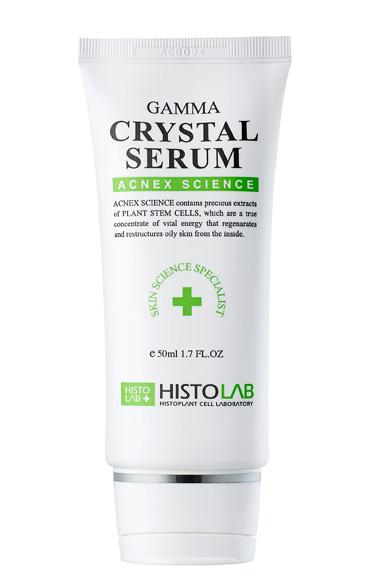 Сыворотка для лечения акне Histolab Gamma Crystal Serum 50 мл